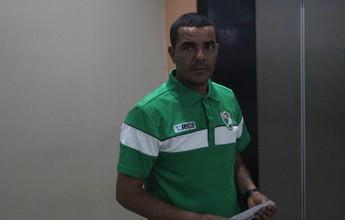"""""""Nada ganho, muito a buscar"""", diz técnico do Salgueiro após vitória"""