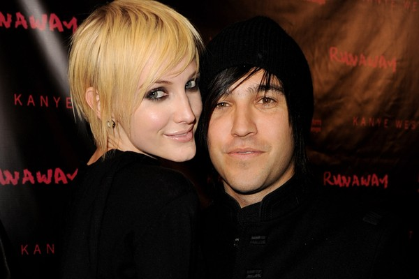 Ashlee Simpson e Pete Wentz (Foto: Getty Images)