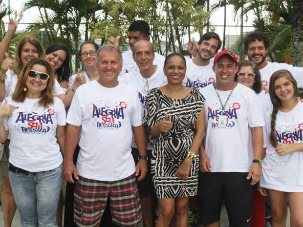 Zico e Teresa Cristina vão compor a corte do bloco Alegria Sem Ressaca, no Rio (Foto: Marcelo Brandão/ Divulgação)
