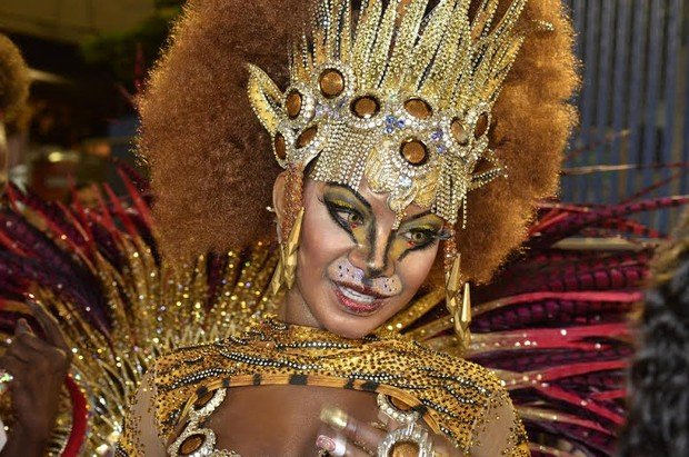 Luana Bandeira (Foto: Roberto Teixeira/ EGO)