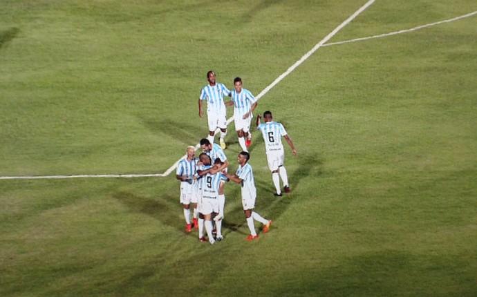 londrina santos-ap série d gol (Foto: Reprodução/RPCTV)