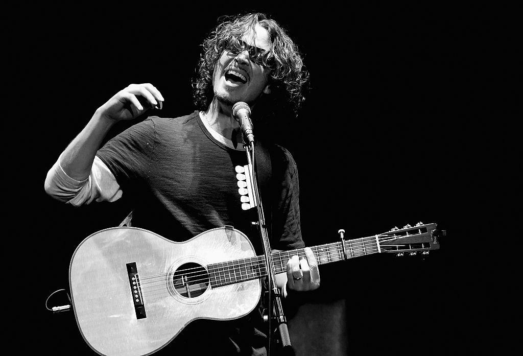 Chris Cornell, ex-vocalista de Soundgarden e Audioslave (Foto: Rick Diamond/Getty Images)