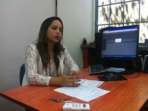 Delegada acredita que crime pode ter sido vingança ou acerto de contas. (Foto: Alexandre Fonseca/ G1)