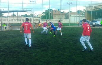 Oito partidas são realizadas pela  Taça Pernambuco de Futebol 7
