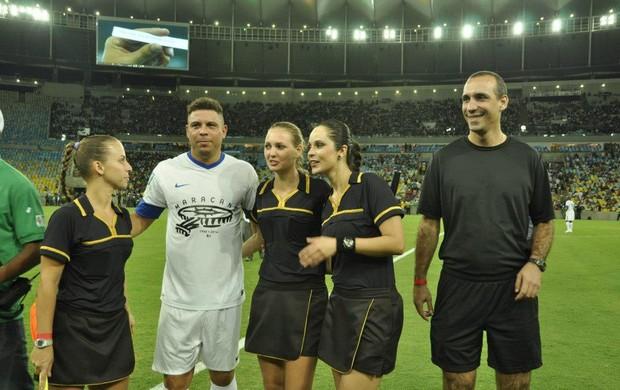 Maira Ronaldo Ana Paula Oliveira Nadine Maracanã (Foto: Arquivo pessoal)