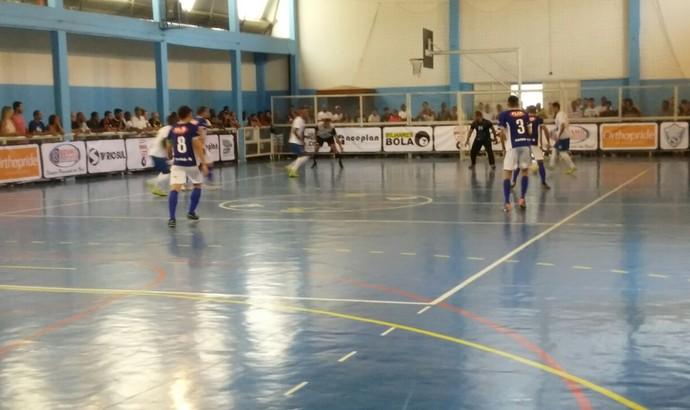 Três Rios quase viu a vitória escapar no fim (Foto: Divulgação)