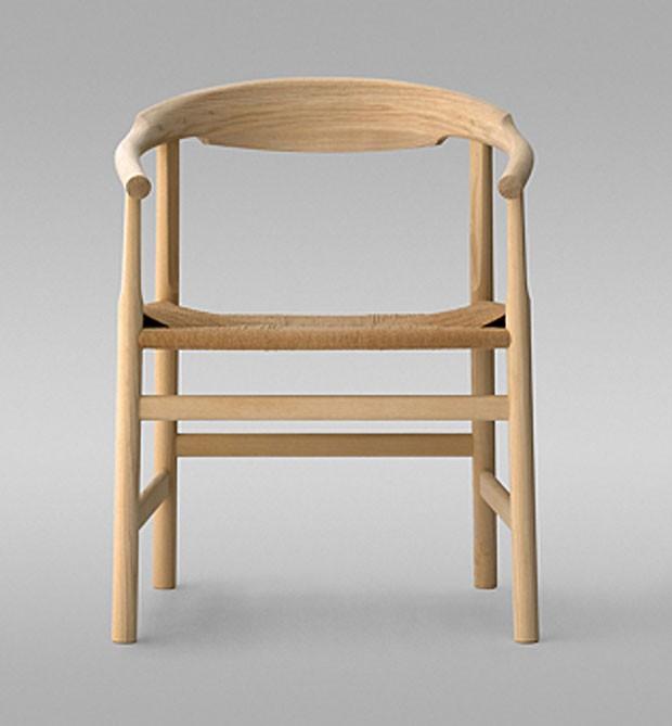 Round Chair, Hans Wegner (Foto: Divulgação)