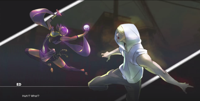 Menat chega ao Street Fighter V