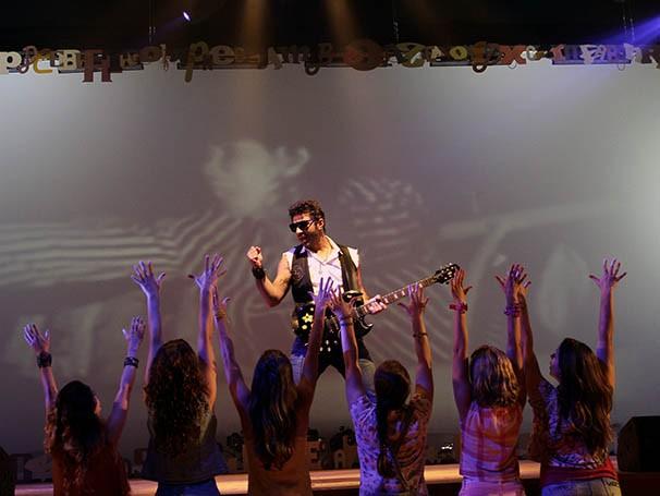 Para Thalita, o teatro precisa ter mais atrações voltada para o público jovem (Foto: Guga Melgar)