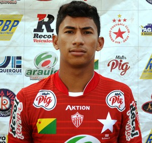 Matheus Torres (Neném), 19 anos, Rio Branco-AC (Foto: Duaine Rodrigues)