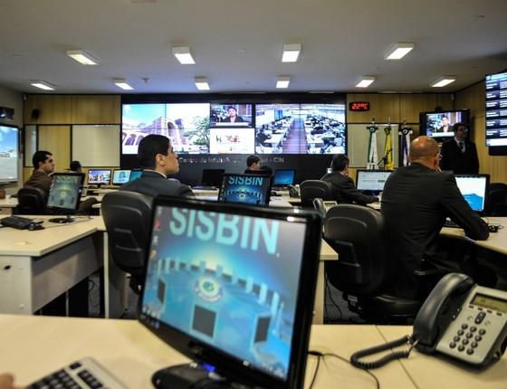 O Sistema Brasileiro de Inteligência monitora potenciais riscos durante a Jornada Mundial da Juventude em 2013 (Foto: Elza Fiúza/Agência Brasil)