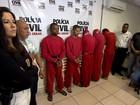 Polícia Civil prende suspeitos de estupros e roubo em Sabará