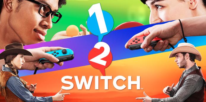 1-2 Switch (Foto: Divulgação/Nintendo)