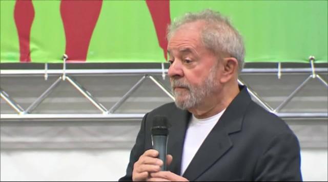 Presidente do STJ refirma decisão que manteve Lula preso