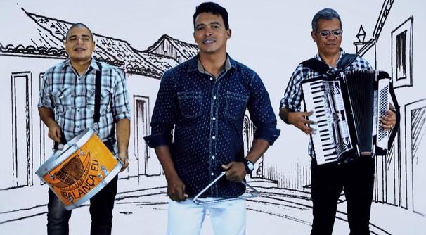 """Banda """"Balança Eu"""" representa Sergipe no 'Som do São João' (Foto: Divulgação / TV Sergipe)"""
