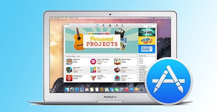 Mac App store (Foto: Divulgação/Apple)
