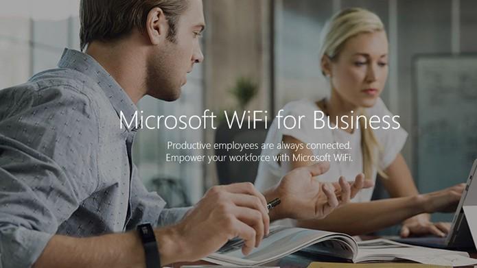 Projeto da Micrsoft prevê acesso a de pontos de Wi-Fi ao redor do mundo (Foto: Reprodução/Microsoft)