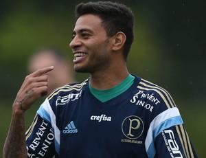 Cleiton Xavier Palmeiras (Foto: César Greco / Ag. Palmeiras / Divulgação)