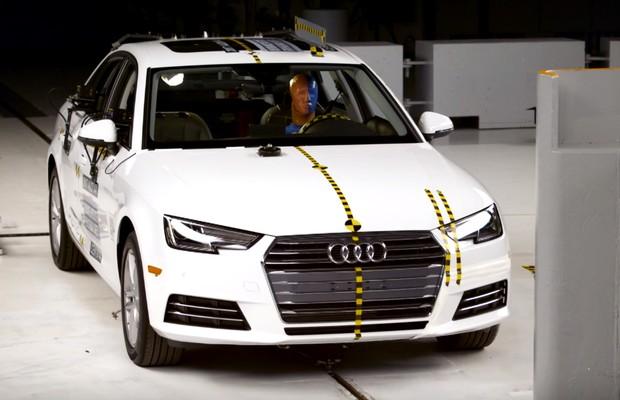 Audi A4 (Foto: Reprodução)