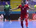 Falcão faz golaço, mas Brasil cai para Irã nos pênaltis e está fora do Mundial