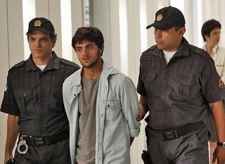 Jonatas é preso