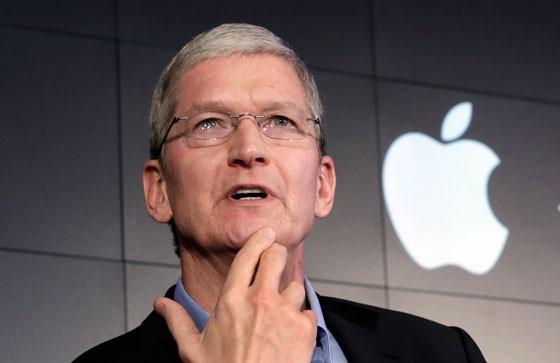 CEO da Apple, Tim Cook  (Foto: AP Photo/Richard Drew)