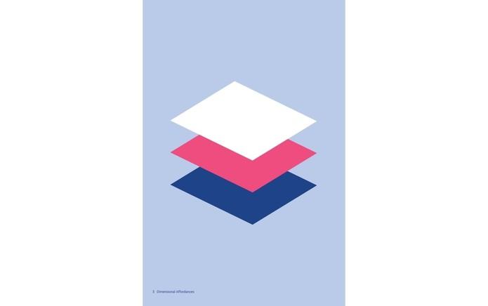 Terceiro princípio do Material Design: Dimensionality affords interaction (Foto: Reprodução/Google).