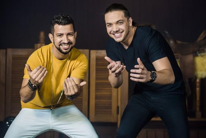 Dennis DJ e Wesley Safadão firmam parceria musical (Foto: João Gomes)