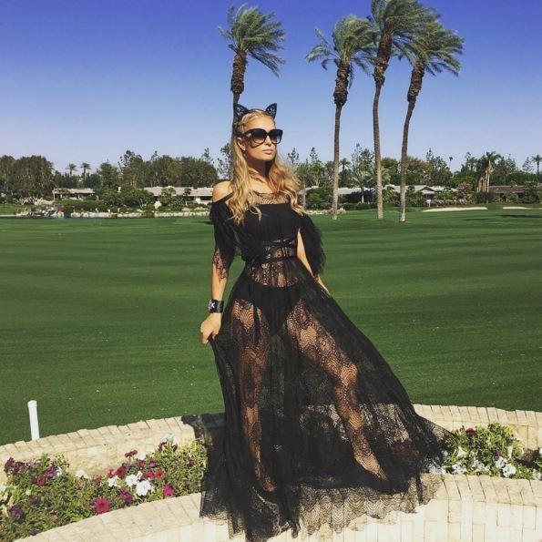 Paris Hilton (Foto: Reprodução do Instagram)