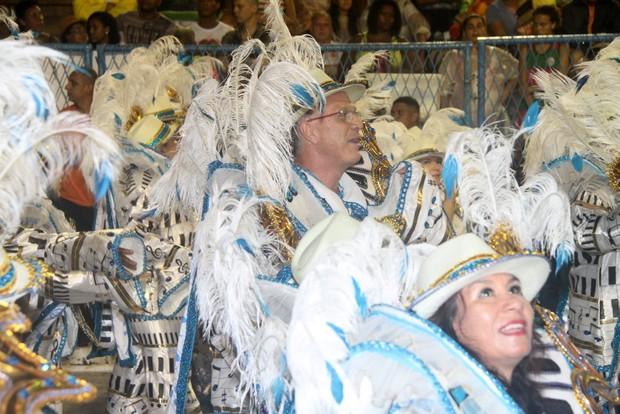 Pedro Bial e Maria Prata (Foto: Thyago Andrade/Foto Rio News)