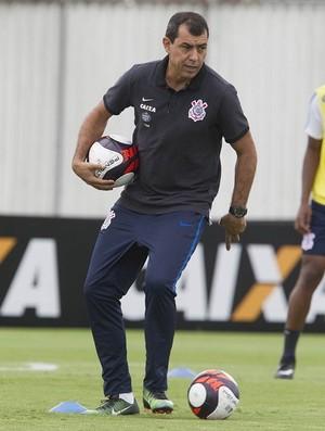 Fábio Carille Corinthians (Foto: Daniel Augusto Jr/Agência Corinthians)
