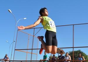 Wolf Willy, atleta de Mato Grosso do Sul (Foto: Divulgação/FAMS)