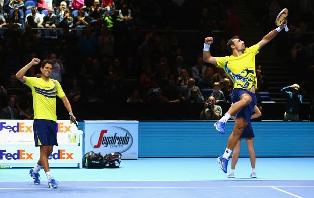tenis marcelo melo ivan dodig atp finals (Foto: Getty Images)