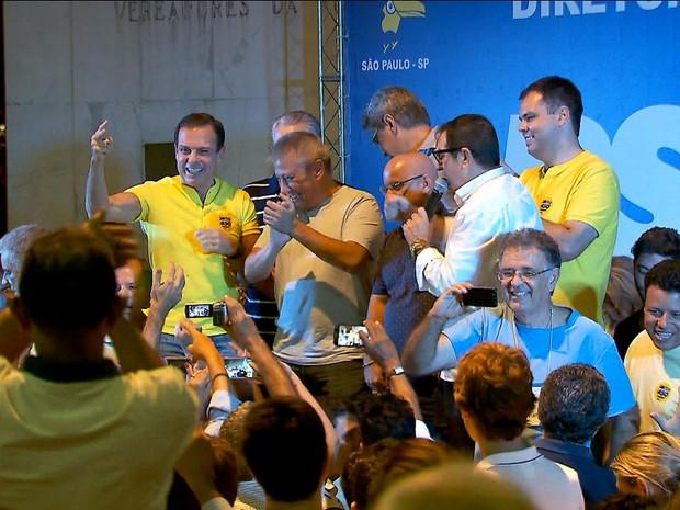 GNews - João Dória Jr (Foto: Reprodução/GloboNews)
