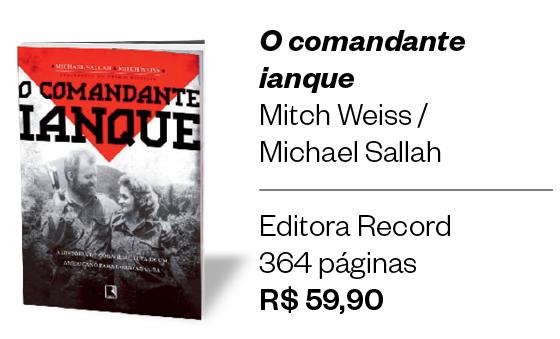 O comandante ianque (Editora Record, 364 páginas, R$ 59,90) (Foto: Divulgação)
