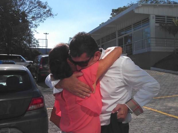 Calú, no 7º dia de júri (Foto: Letícia Cardoso/ Gazeta Online)