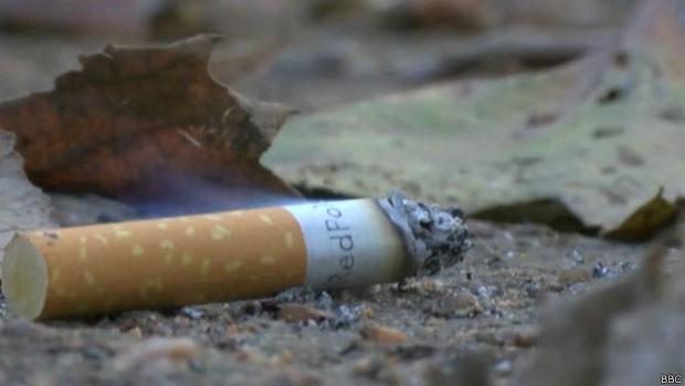Estado uruguaio está em rota de choque com a Philip Morris, que as considera um ataque aos seus investidores. (Foto: BBC)