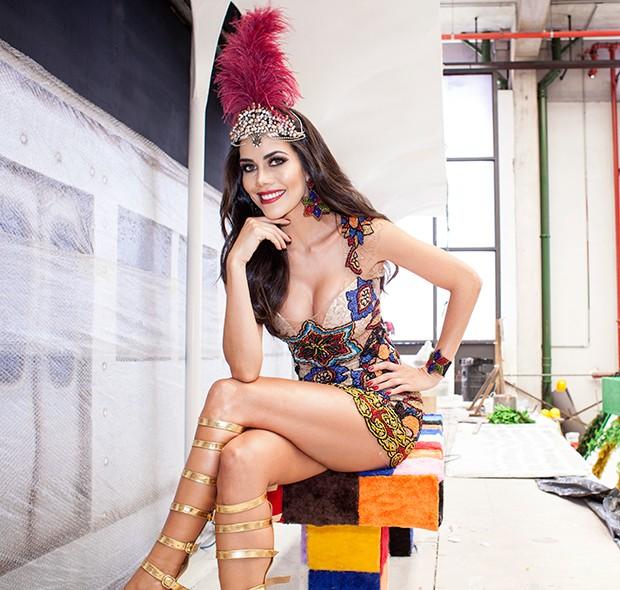Daniela Albuquerque (Foto: João Bertholini/ Ed. Globo)