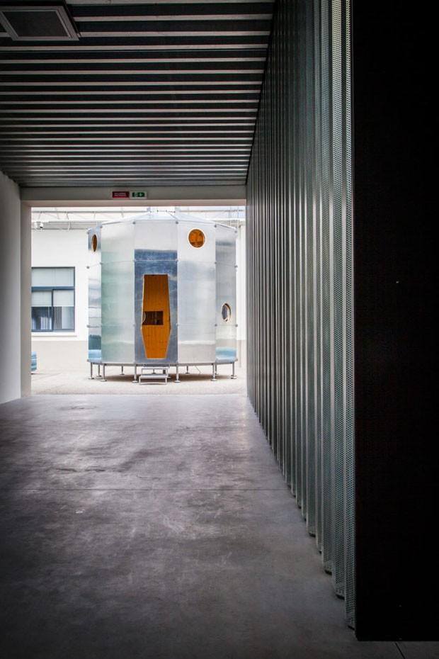 Patrícia Urquiola renova sede da Cassina na Itália (Foto: Divulgação)