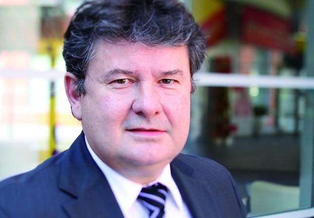 Noël Prioux, novo presidente do Carrefour (Foto: Divulgação)