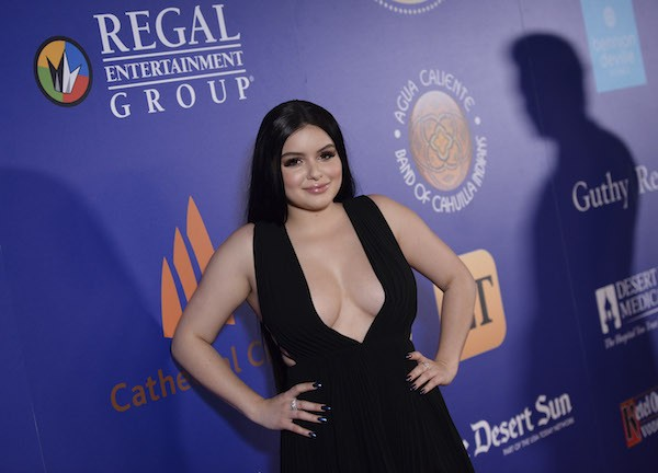 A atriz Ariel Winter (Foto: Getty Images)