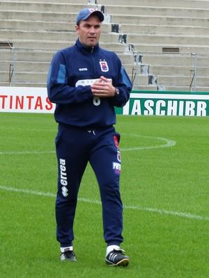 Fernando Miguel Paraná (Foto: Thiago Ribeiro)