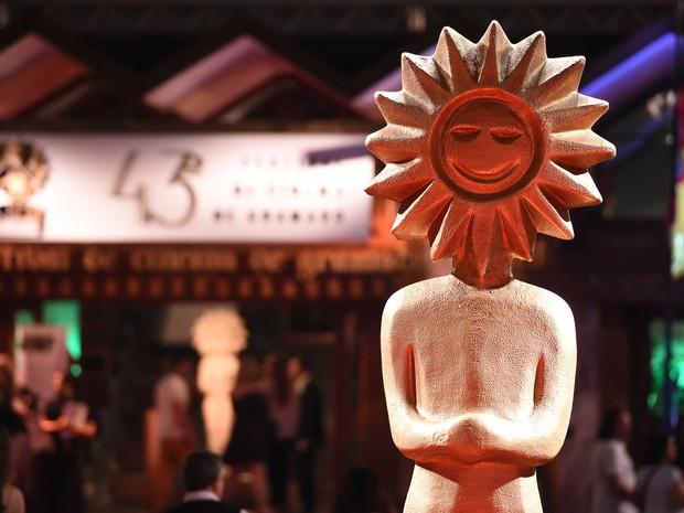 Gramado, Festival de Cinema, Cinema, RS, premiação (Foto: Igor Pires/PressPhoto)