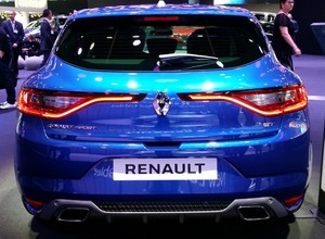 Novo Renault Megane  (Foto: Divulgação)