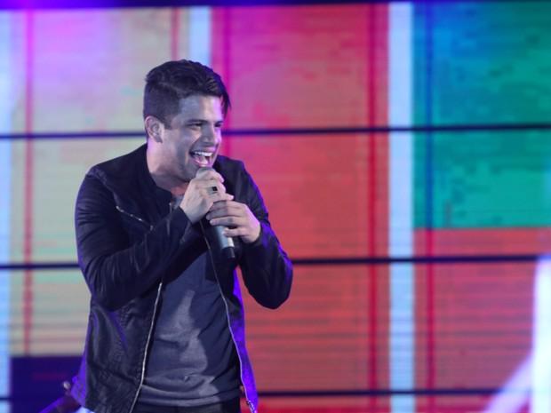 Avine Vinny em show em Crato, no Ceará (Foto: Fred Pontes/ Divulgação)