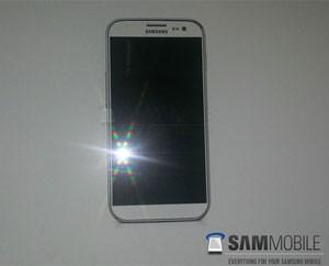 Imagem do site 'SamMobile' mostra suposto Galaxy S IV (Foto: Reprodução)
