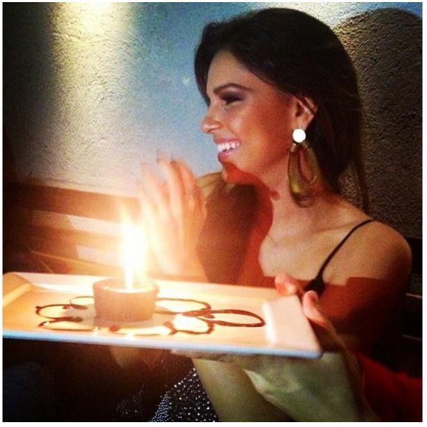 Mariana Rios comemora aniversário (Foto: Instagram/ Reprodução)