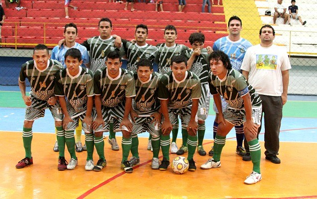 Abílio Nery, futsal Amazonas (Foto: Frank Cunha / Globoesporte.com)