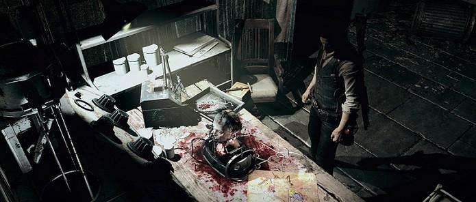 O horror de The Evil Within foi sentido por jogadores em testes da Bethesda. (Foto: Divulgação)