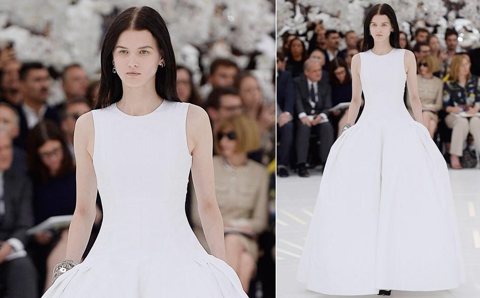 ef7dc89f0 Vestidos de noiva da Alta Costura de Paris: inspire-se nas ...